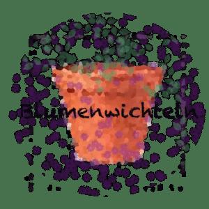Blumenwichteln Logo1