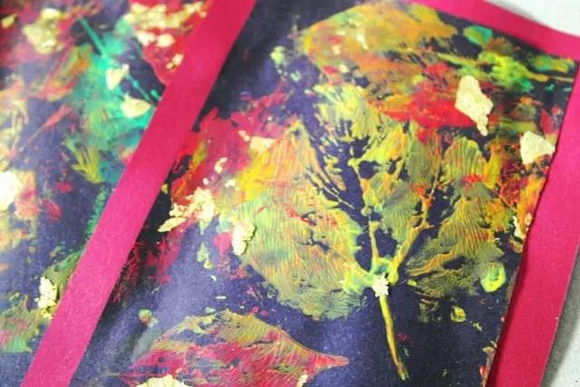 Karten selber basteln für den Herbst