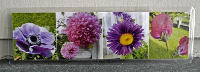 Blumenwichteln 2013 Lesezeichen