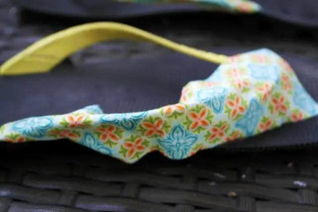 Flip-Flops neu dekorieren
