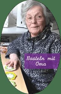 Basteln mit Oma