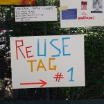 Re Use Tag im Prinzessinnengarten Berlin