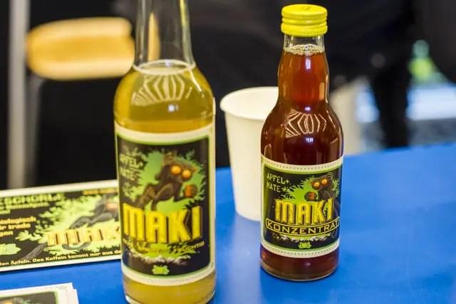 Maki aus Leipzig auf der Next Organic Berlin