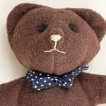 Teddybär Sew Along – Nähen II