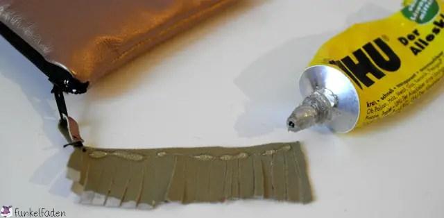 Trottel nähen - DIY Mäppchen