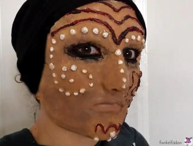 Latexmaske selber machen