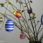 DIY – Bunte Ostereier filzen