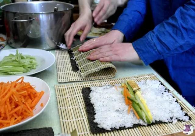 gelernt vegetarisches sushi selber machen essen getr nke sushi selber machen. Black Bedroom Furniture Sets. Home Design Ideas