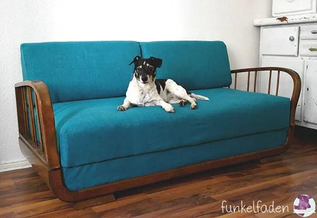 Sofa Neu Beziehen diy aus einem alten sofa wird ein traumsofa anleitungen do it
