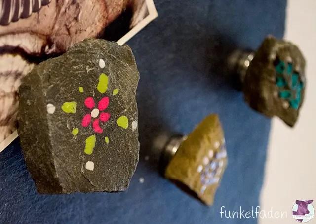 diy magnete aus steinen und nagellack anleitungen do. Black Bedroom Furniture Sets. Home Design Ideas