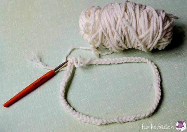 Anleitung Stirnband häkeln
