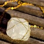 DIY – Ketten mit selbstgezüchteten Kristallen