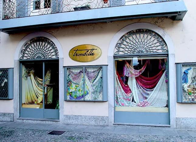 Seide kaufen in Italien