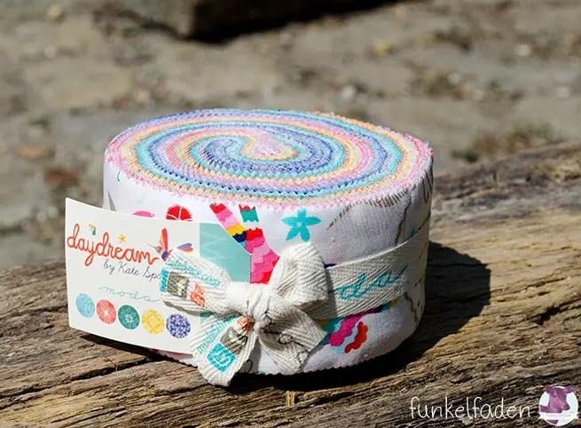 Patchworkdecke nähen - Nähset - Fabricroll