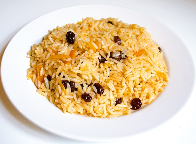 Rezept Reis aus Afghanistan