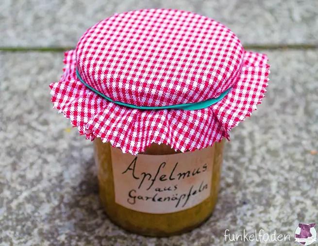 Schöne Marmeladengläser basteln