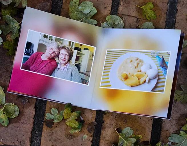 Fotobuch per app bei Fotopremio bestellen