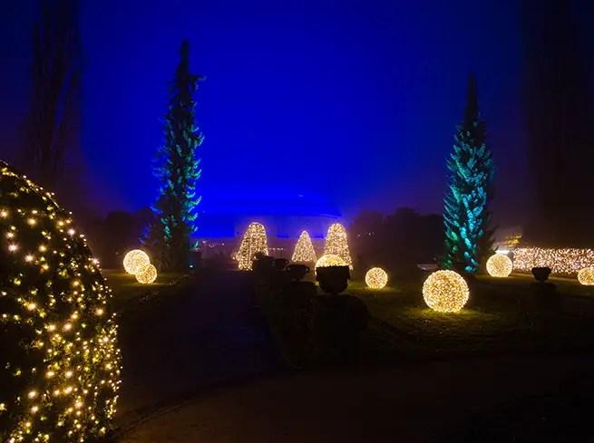 Berlin Christmas Garden Botanischer Garten