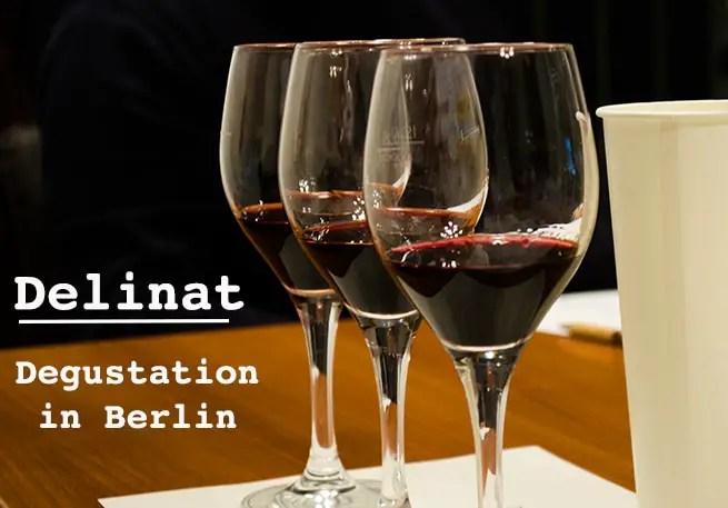 Degustation Workshop in Berlin