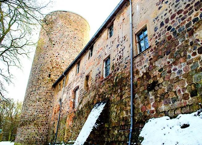 Burg Rabenstein in Raben im Fläming
