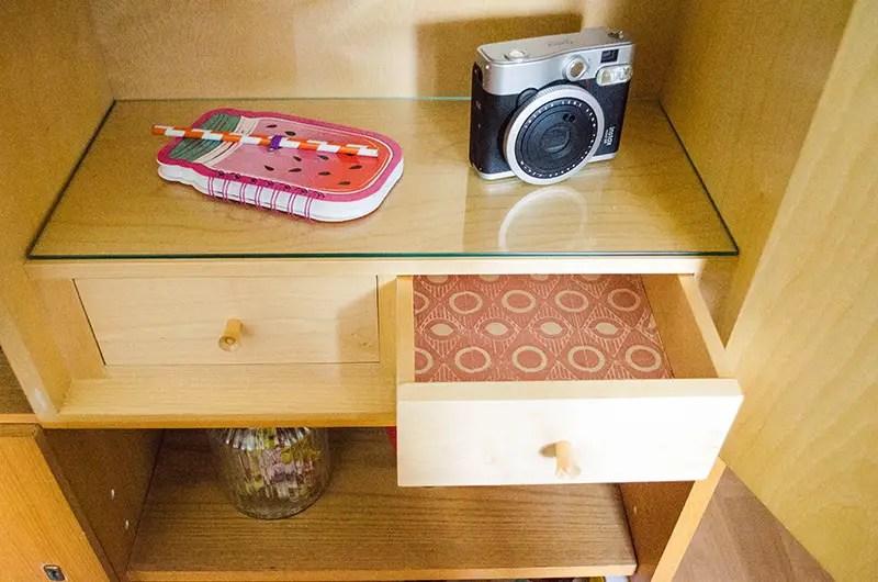 Vintage Möbel für das Wohnzimmer