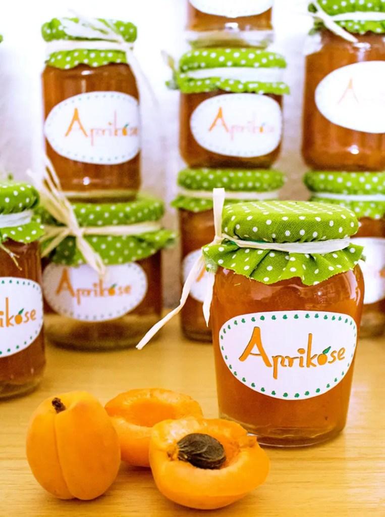 Rezept Marmelade mit Aprikose