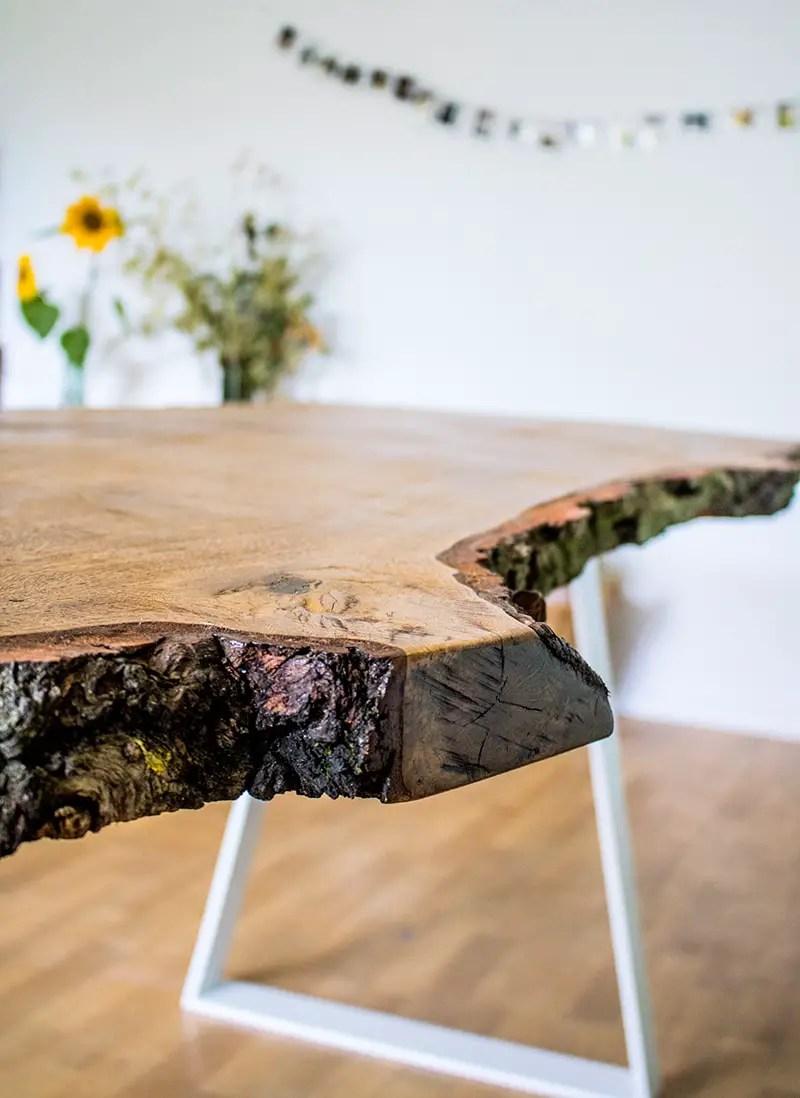 Anleitung - Großen Tisch selber bauen