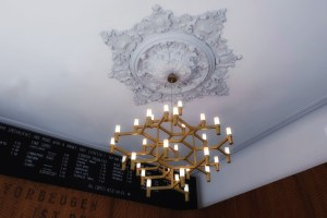Das Cøffe im alten Reformhausladen