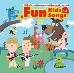Listen to Fun Kids Songs Volume 1