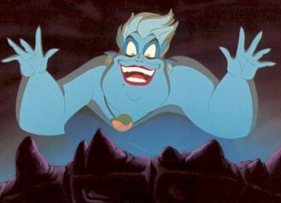 Jokes about Ursula from The Little Mermaid