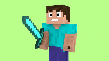 Minecraft with Differences no Click Jogos