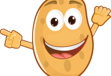 Potato Jokes - Clean and Safe Jokes about Potatoes for Kids