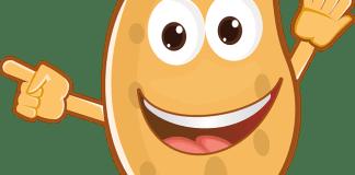 Potato Jokes - Clean and Safe Jokes about Potatoes for Kids