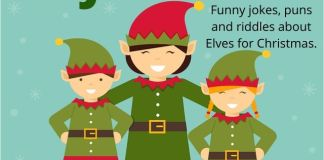 Elf Jokes for Christmas