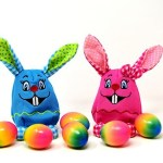 Knock Knock Easter Jokes - Bunny Rabbit Eggs