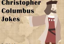 Christopher Columbus Jokes - Columbus Day Jokes