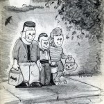 Trick or Treat Jokes for Halloween Trick or Treaters