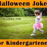 Halloween Jokes for Kindergarteners