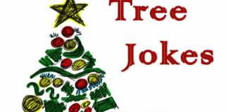 Christmas Tree Jokes - Kids Christmas Tree Jokes