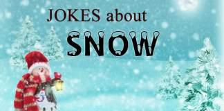 Jokes about Snow