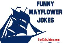 Mayflower Jokes - Pilgrim and Halloween Jokes
