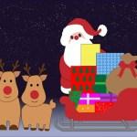 Santa Sleigh Jokes - Santa's Sled Jokes