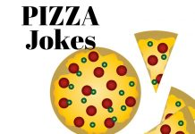 Pizza Jokes for Kids and Adults