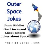 Outer Space Jokes for Kids