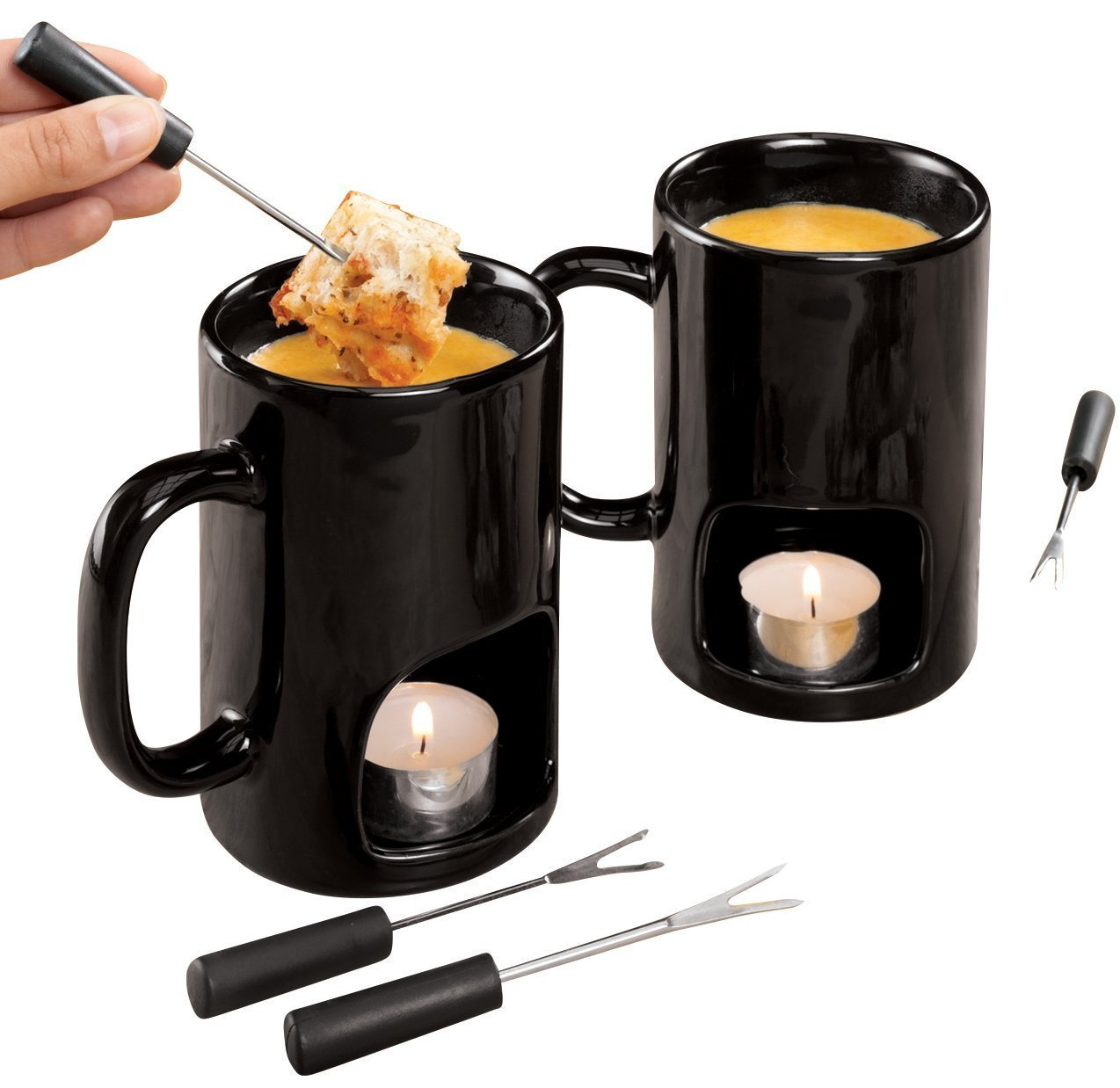 fondue for two set