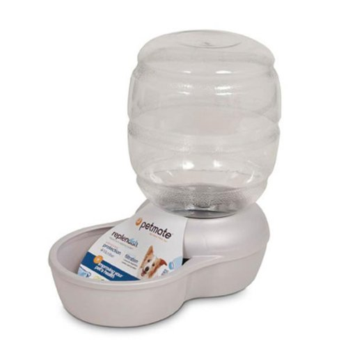 Petmate Replenish Pet Waterer with Microban