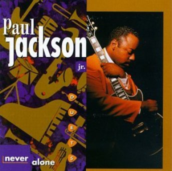 paul jackson never alone