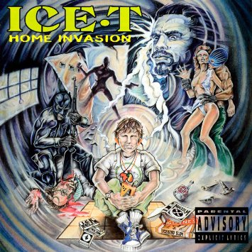 ice t home invasion