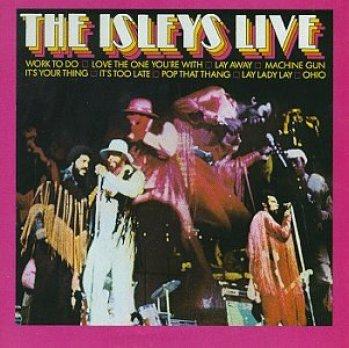 isleys live 1973