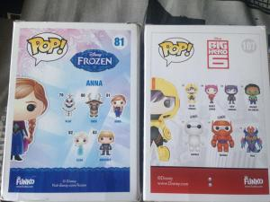 Funko Pop! originales